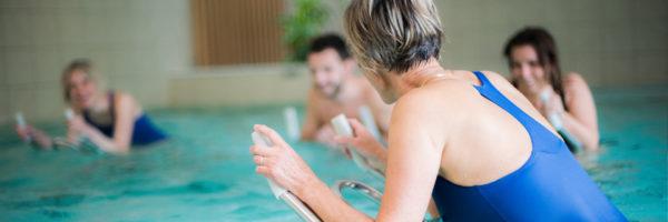 Sessions Aquaenergy au spa O des Lauzes à La Léchère en Savoie